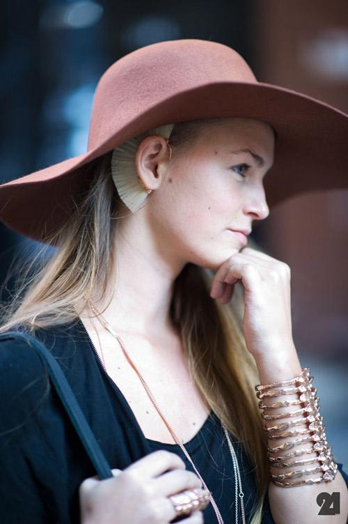Ear Cuff - phụ kiện độc cho đôi tai-12