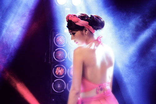 Bước nhảy hoàn vũ 2013: Ngọc Quyên hóa Đào Thị-3