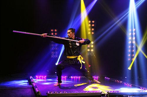 Bước nhảy hoàn vũ 2013: Ngọc Quyên hóa Đào Thị-12
