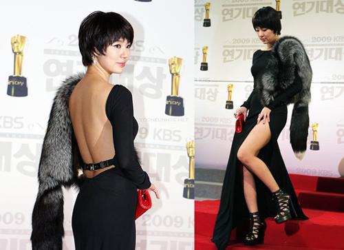 hanh trinh tro thanh fashionista cua yoon eun hye - 3
