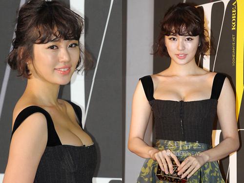 hanh trinh tro thanh fashionista cua yoon eun hye - 5