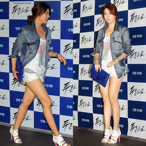 hanh trinh tro thanh fashionista cua yoon eun hye - 17