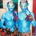 Làng sao - Lê Trung Cương ấn tượng trong hình dạng Avatar