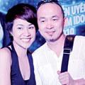 Làng sao - Uyên Linh: Quốc Trung làm bố thích hợp hơn