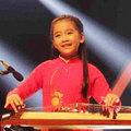 Hậu trường - Ngón đàn điêu luyện của Khánh An