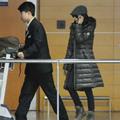Làng sao - Đổng Khiết tránh phóng viên sau clip ngoại tình