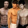 Thời trang - Ngơ ngẩn vì bụng 6 múi của 10 mỹ nam Hàn