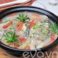 Bếp Eva - Thanh mát canh riêu cá dìa