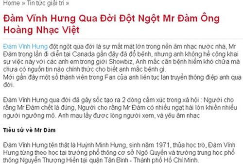 """mr dam bac bo tin """"dot ngot qua doi"""" - 2"""