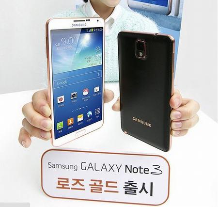 galaxy note 3 co them phien ban vang sam panh - 1