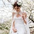 Thời trang - Giúp cô dâu  ấm đẹp lộng lẫy ngày đông