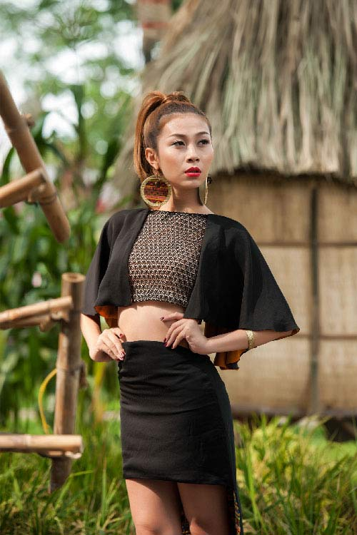 lan phuong next top manh me nhu nui rung tay nguyen - 8