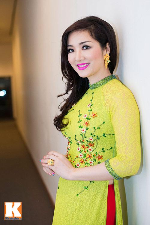 """hoa hau giang my khoe ve dep """"khong tuoi"""" - 6"""