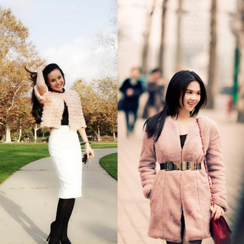 my nhan viet kheo 'sang' cung  ao long - 9