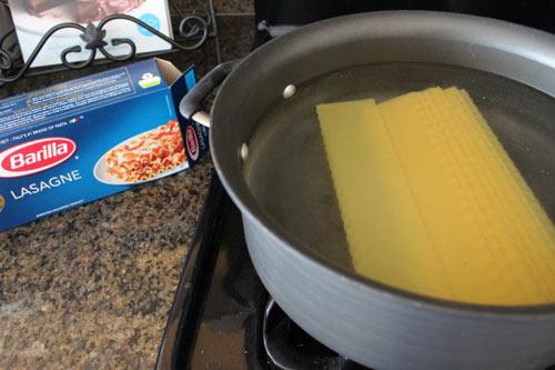 thu lam lasagna huong vi y nhe! - 4