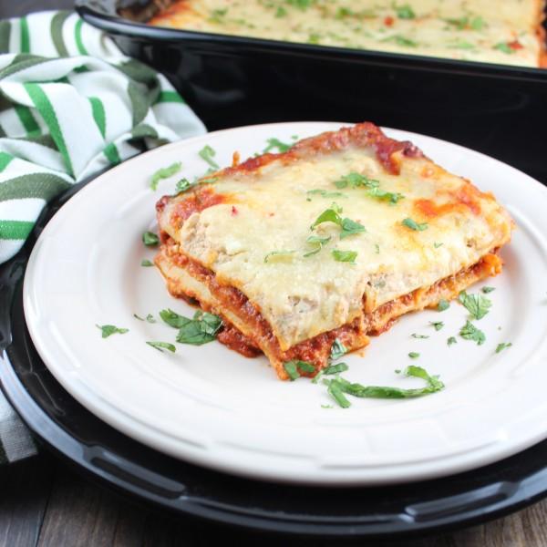 thu lam lasagna huong vi y nhe! - 12
