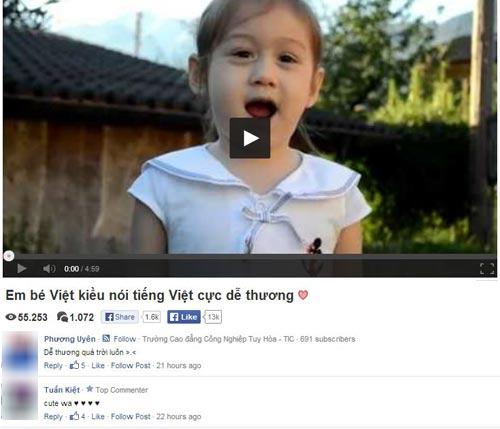 """""""phai long"""" clip be goc viet tap noi - 1"""