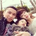 Làng sao - MC Diệp Chi khoe ảnh gia đình hạnh phúc