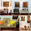 Nhà đẹp - Ngôi nhà ngẫu hứng của họa sĩ Quang Minh