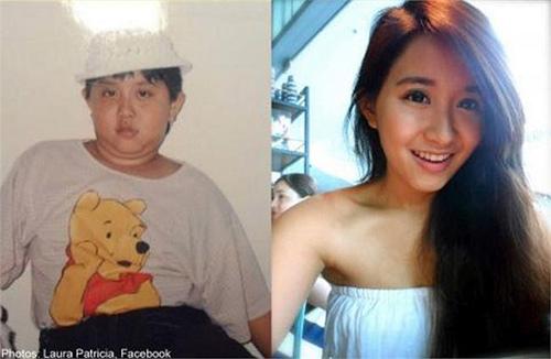ly do hot girl singapore giam duoc 24kg - 1