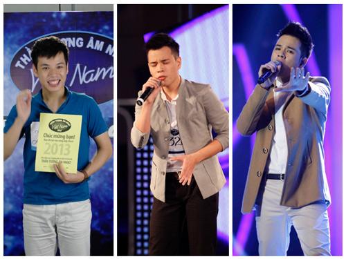 "hanh trinh ""lot xac"" cua top 9 vietnam idol - 1"