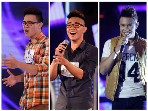 "hanh trinh ""lot xac"" cua top 9 vietnam idol - 2"