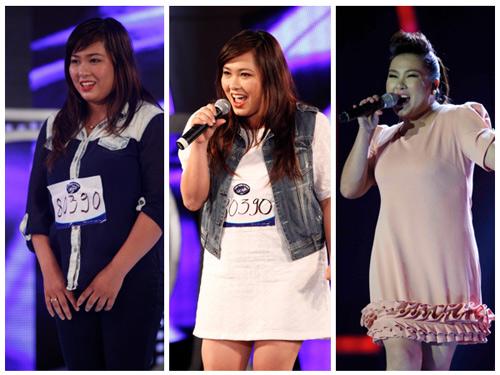 "hanh trinh ""lot xac"" cua top 9 vietnam idol - 3"
