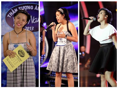"hanh trinh ""lot xac"" cua top 9 vietnam idol - 4"