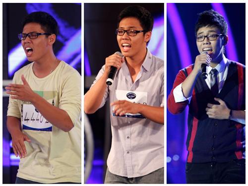 "hanh trinh ""lot xac"" cua top 9 vietnam idol - 6"