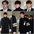 Làng sao - Super Junior nức nở tại đại tang nhà Leeteuk