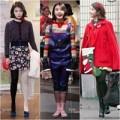 Thời trang khác người của cô nàng Bo Tong