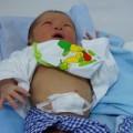 Tin tức - Trẻ sơ sinh bị kiến cắn: Người nhặt xin nuôi