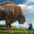 Tin tức - Ảnh đẹp: Thế giới động vật qua Photoshop
