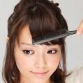 Làm đẹp - Mặt gầy, mặt béo để tóc mái thế nào?