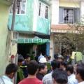 Cháy nổ khu nhà trọ, 4 sinh viên tử vong