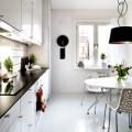 Nhà đẹp - 2014: Phòng bếp màu trắng sẽ lên ngôi!