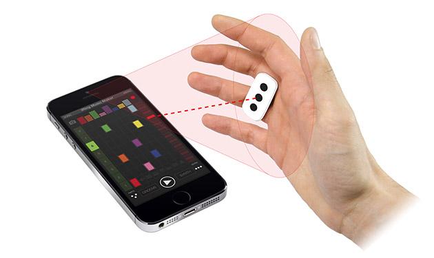 iring: chiec nhan giup huo tay de dieu khien iphone, ipad - 1