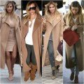 Thời trang - Mốt áo khoác nhàm chán của Kim Kardashian