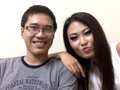 ngam hanh phuc khong on ao cua mai giang - 13