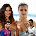 """Thời trang - Bạn gái Ronaldo """"hơn đứt'' bồ Messi?"""