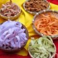 Bếp Eva - Tự làm mứt dừa ngũ sắc không phẩm màu