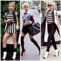 """Thời trang - Nàng stylist quyến rũ đầy """"nổi loạn"""""""