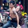Tin tức - Người bị đâm giữa phố: 'Không dám kể lại với gia đình'