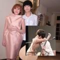 Làng sao - Văn Mai Hương ôm chặt thần đồng âm nhạc Hàn