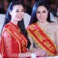 Làng sao - Khánh My duyên dáng hội ngộ HH Phương Nguyễn