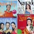 Làng sao - Mê mẩn 13 Hoa hậu Việt Nam trên bìa tạp chí