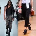 Thời trang - Sốc: Mẫu nam mặc áo lệch vai, đi giày cao gót!