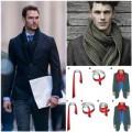 Thời trang - Cách quàng khăn 'chuẩn men'