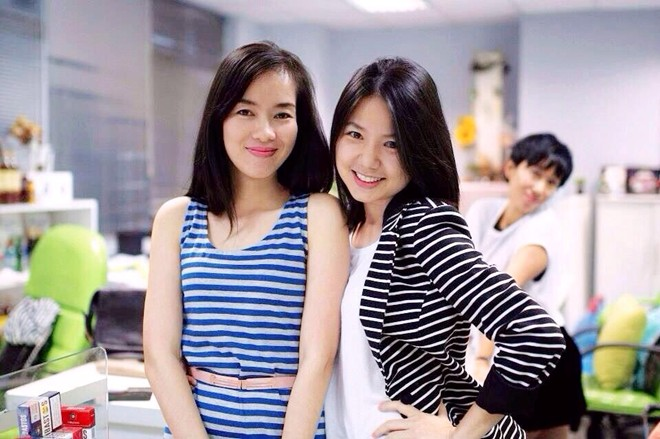 ngo quynh anh vui ve du tiec truoc ngay cuoi - 2