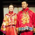Làng sao - Đồng Lệ Á cưới lại theo nghi thức truyền thống